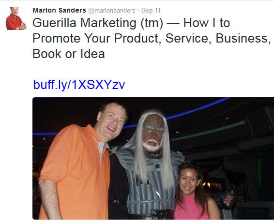 guerilla marketing picture