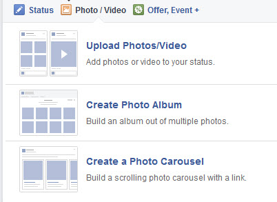 upload video ad to Facebook